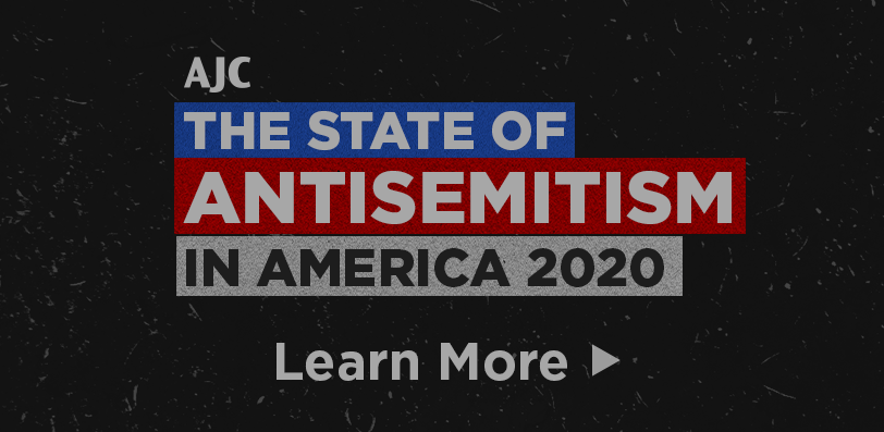 The State of Antisemitism in America 2020 - Learn More