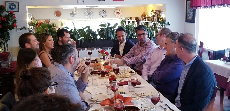 2019-05-22 AJC LA ACCESS Meets with Consul General of Spain