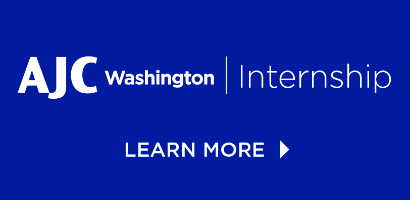 AJC Washington | Internship, Learn More