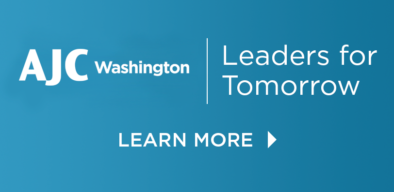 AJC Washington | Leaders for Tomorrow, Learn More