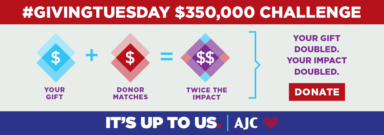 #GivingTuesday $350,000 Challenge. Your Gift Doubled. Your Impact Doubled. Donate.