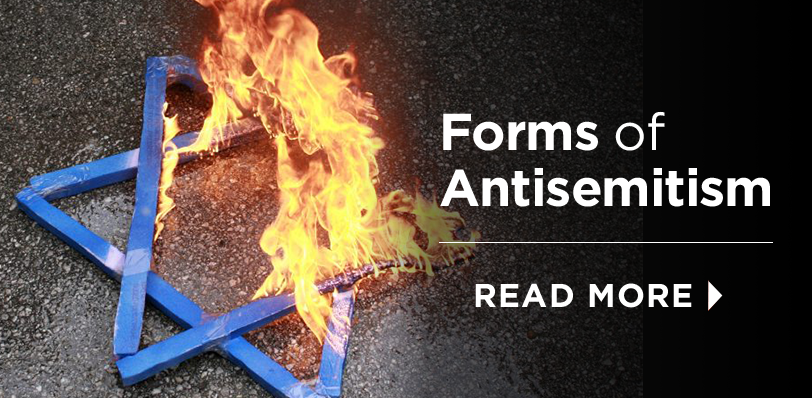 Forms of Antisemitism | Read More