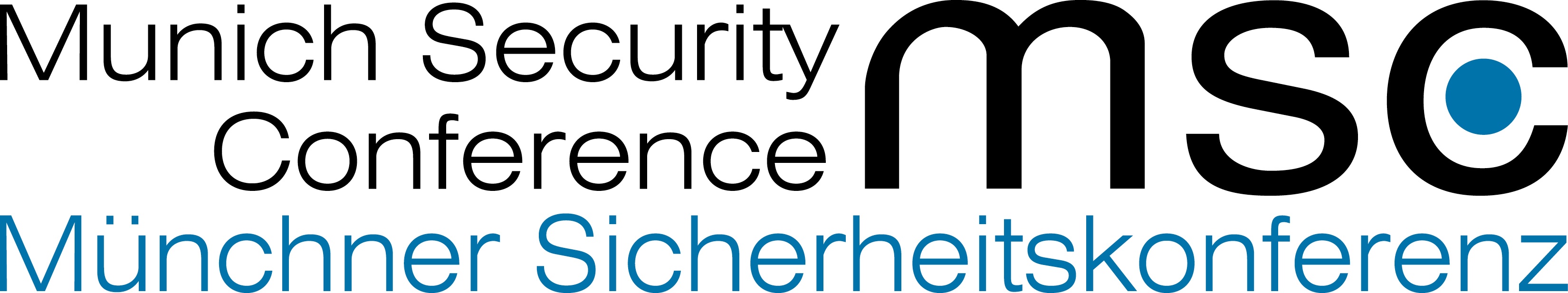 Munich Security Conference Logo