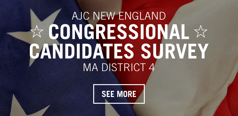 New England Congressional Candidates Survey MA District 4 - See More