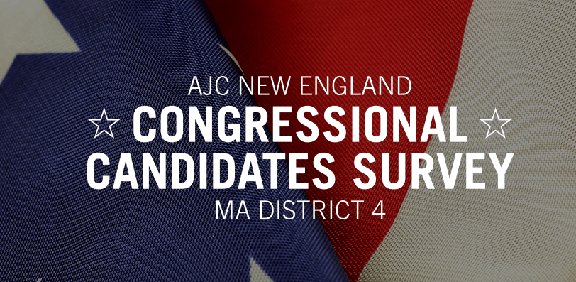 AJC New England Congressional Candidates Survey MA District 4