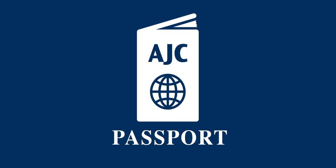 Awesome Ajc Passport Archives Ajc Creativecarmelina Interior Chair Design Creativecarmelinacom