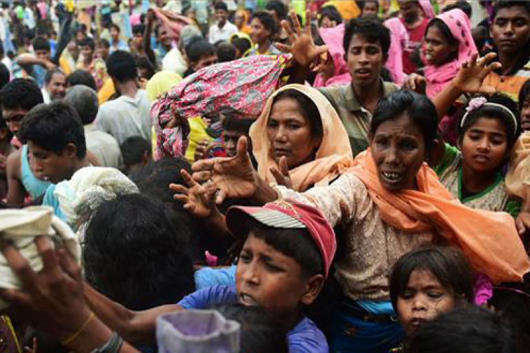 The Situation in Myanmar and the Plight of the Rohingya