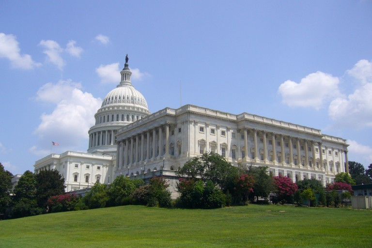 Photo of the U.S. Capitol Building