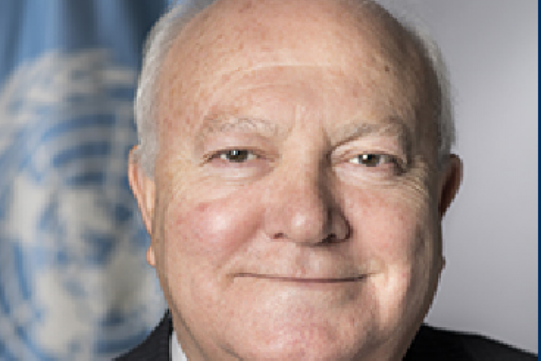 High Representative for the UN Alliance of Civilizations Miguel Moratinos