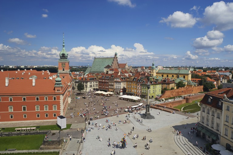 Photo of Warsaw, Poland