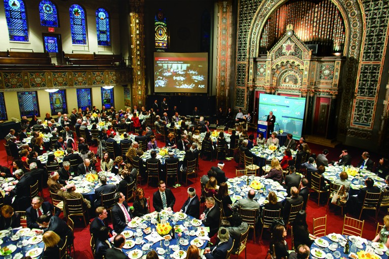 AJC New York Diplomatic Seder