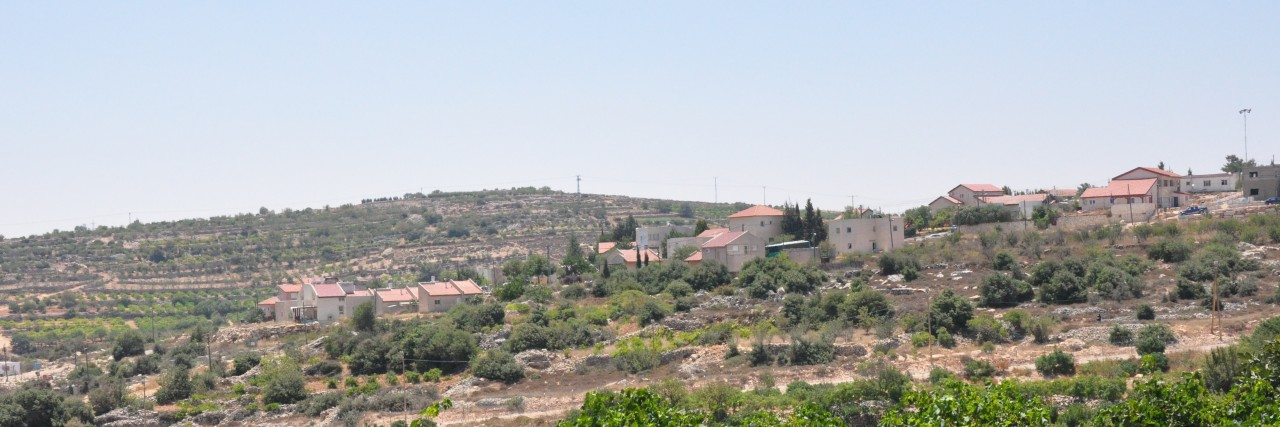 AJC Urges Israeli Lawmakers to Reject Bill Authorizing Illegal Settlement Outposts
