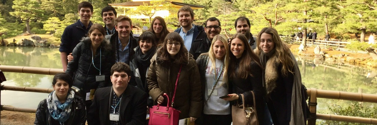 Photos of attendees on ACCESS & API Kakehashi Japan Trip