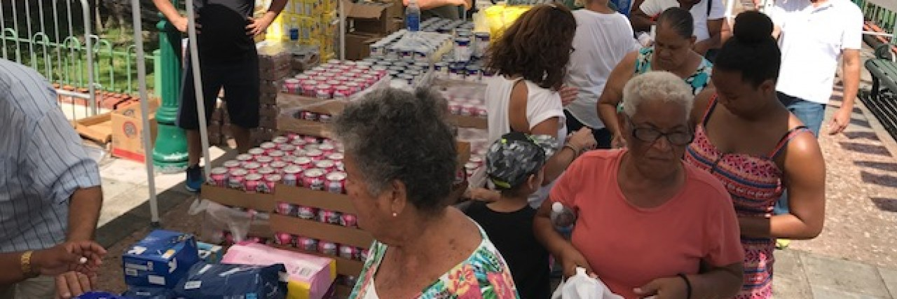 In the Face of Tragedy, the Jewish Community of Puerto Rico Makes a Difference