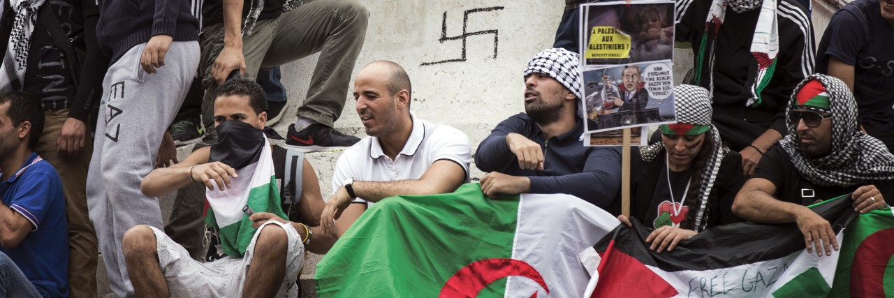 Muslim Anti-Semitism Threatens France's Democracy
