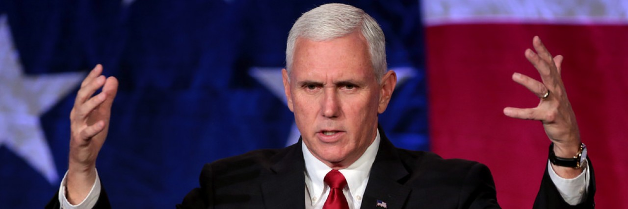 vice president speech Vice president mike pence will be addressing the conpac audience at approximately 7:30pm someone is trolling us the music following the vice-president's speech is— wait for it— the.