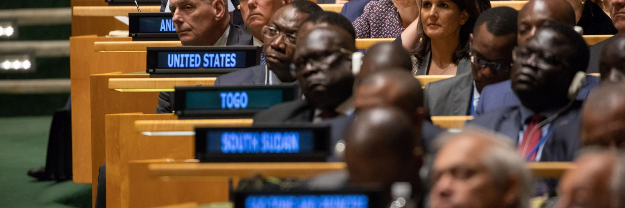 New Life in Israel-Africa Ties at the UN
