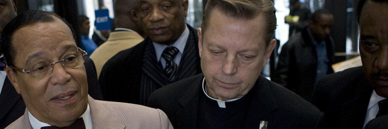 Farrakhan and Pfleger