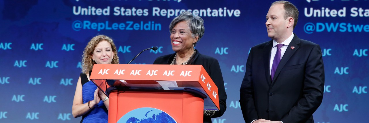 Launch of Congressional Black-Jewish Caucus Announced at AJC Global Forum
