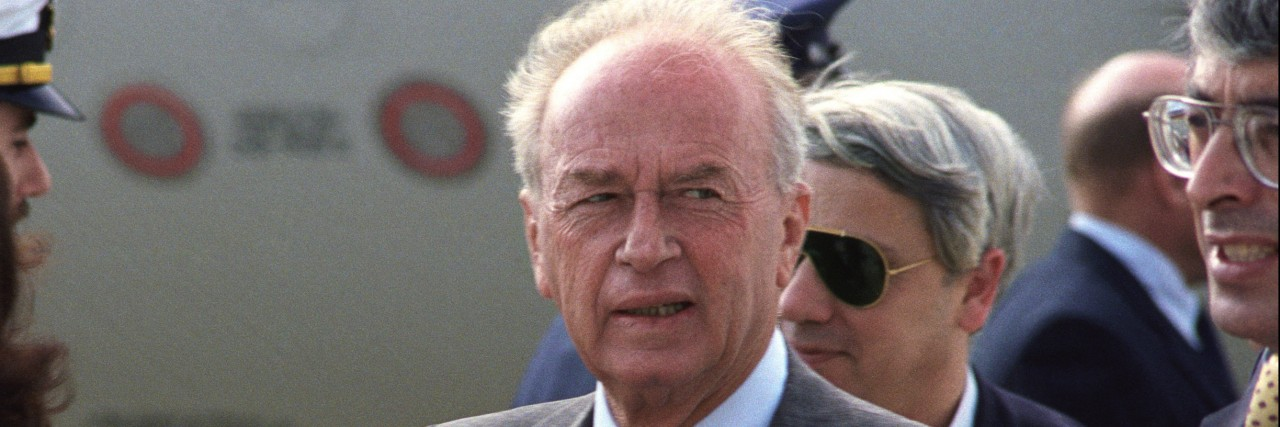 "Behind the Assassination of Yitzhak Rabin, ""Goy Friendly"""