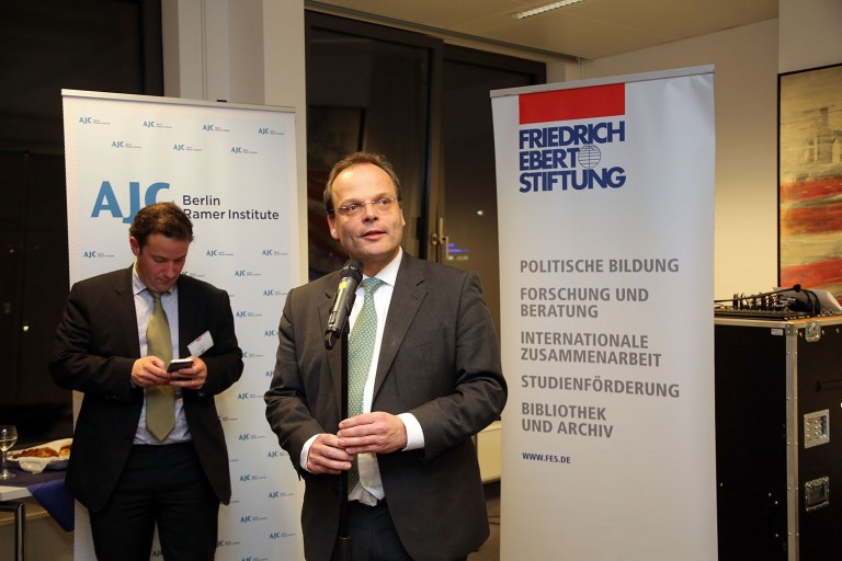 Photo of Felix Klein, Germany's Antisemitism Czar