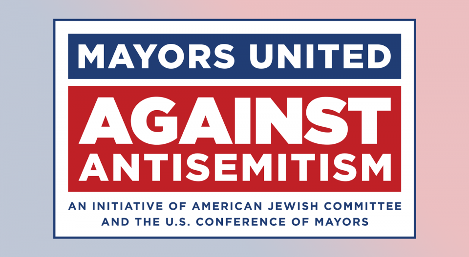 Mayors United Against Antisemitism