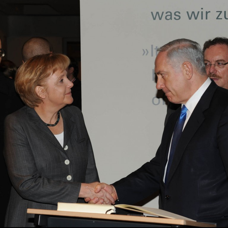 It's time for a reset in the German-Israeli relationship