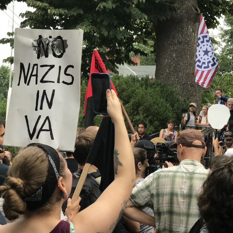 Charlottesville, Jews, and the American Future
