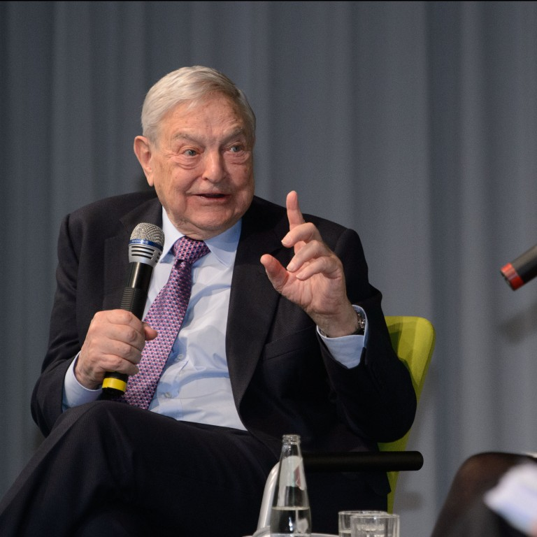 How George Soros became a Jewish symbol