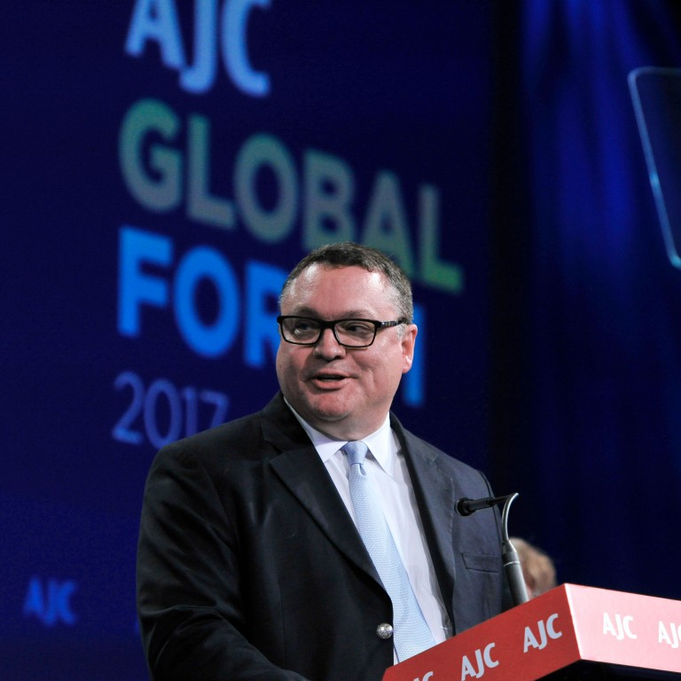 AJC Honors American Rescuer in Israeli Embassy Bombing in Argentina