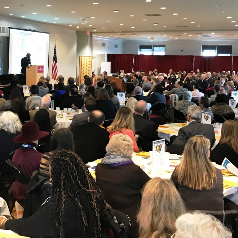 Photo of AJC Thanksgiving Diversity Breakfast 2017