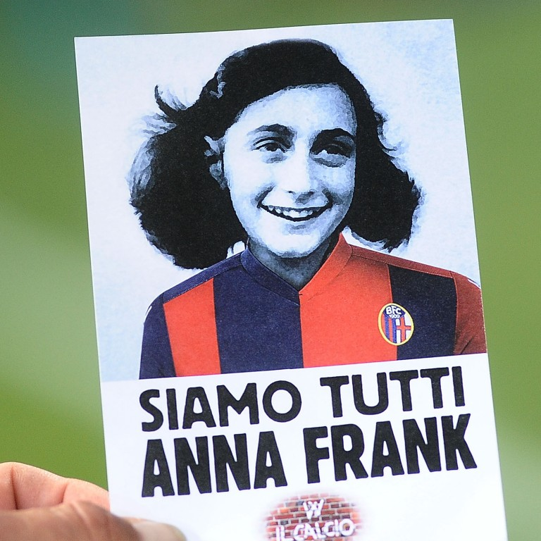 Soccer, Trains, Anne Frank, and Anti-Semitism in Europe