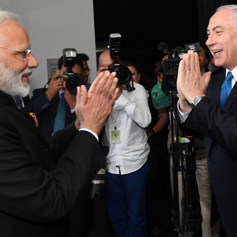 10 Twitter Accounts to Follow During Prime Minister Netanyahu's India Visit