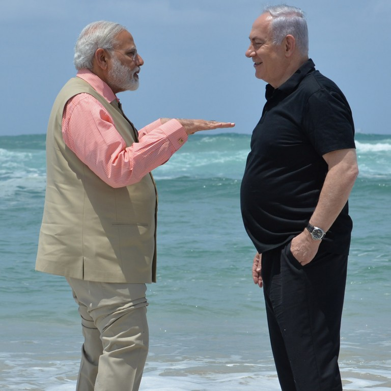 With Netanyahu Set to Visit Modi, India-Israel Relations Find a Diplomatic Groove