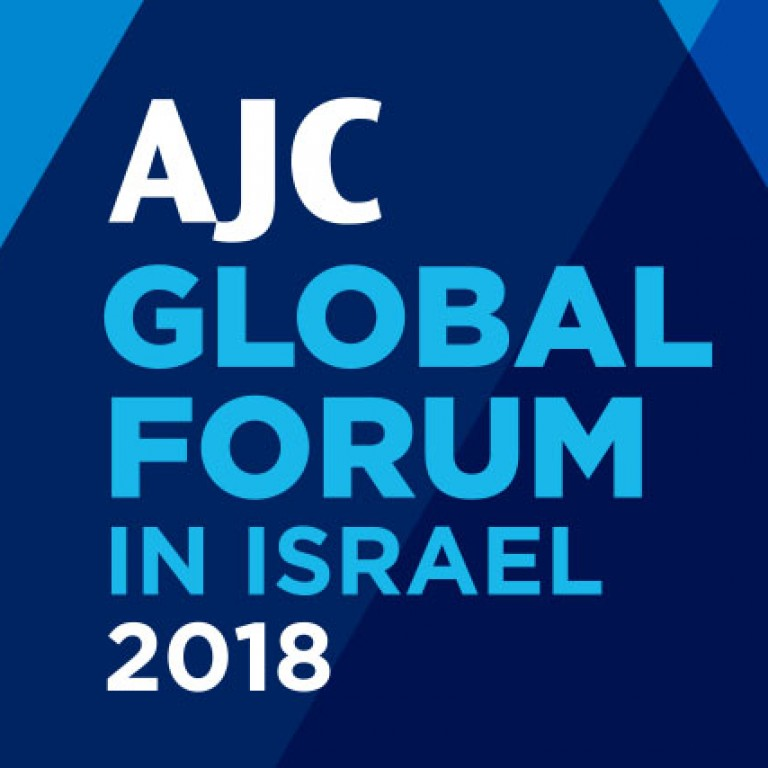 Join Us for the First Ever AJC Global Forum in Jerusalem