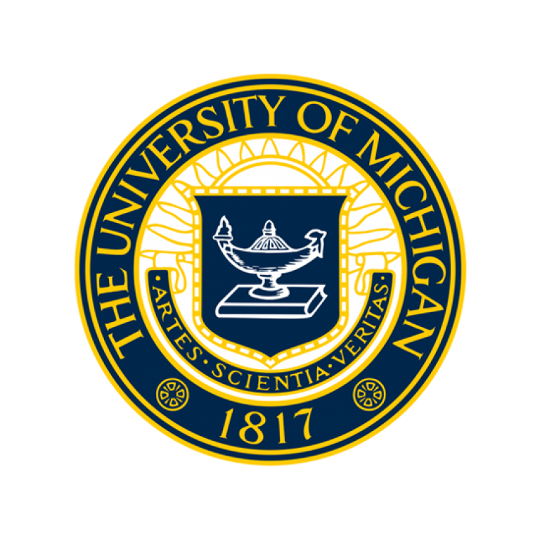 Photo of the seal of University of Michigan