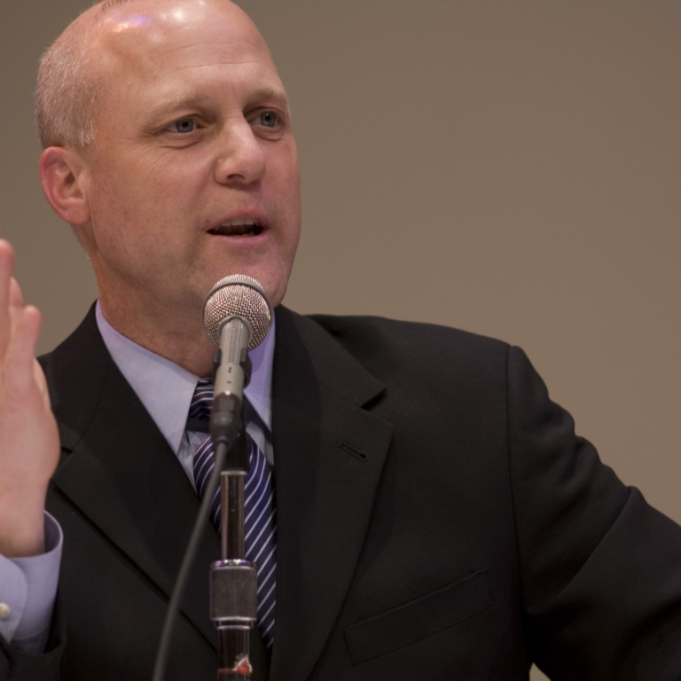 "A Conversation with Mitch Landrieu, Introducing ""The Battle for Balfour"""