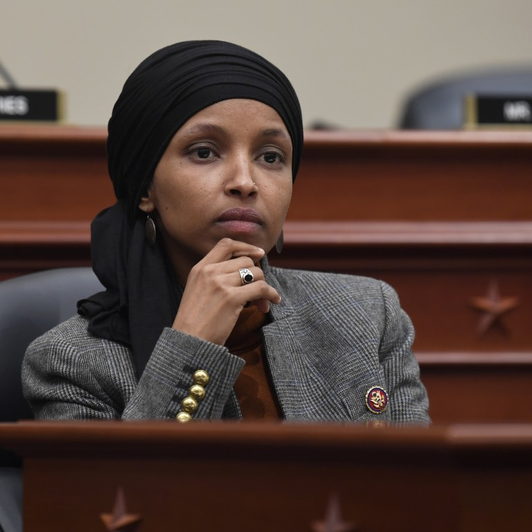 The War of Words Between President Trump and Congresswoman Omar