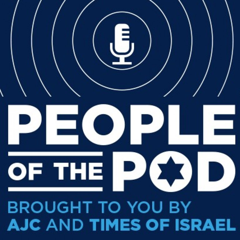 Launching People of the Pod, AJC CEO David Harris and Times of Israel Founding Editor David Horovitz join us to discuss the significance of this new partnership between AJC and TOI, as well as some of the most pressing issues facing America, Israel, the Jewish people, and the world.