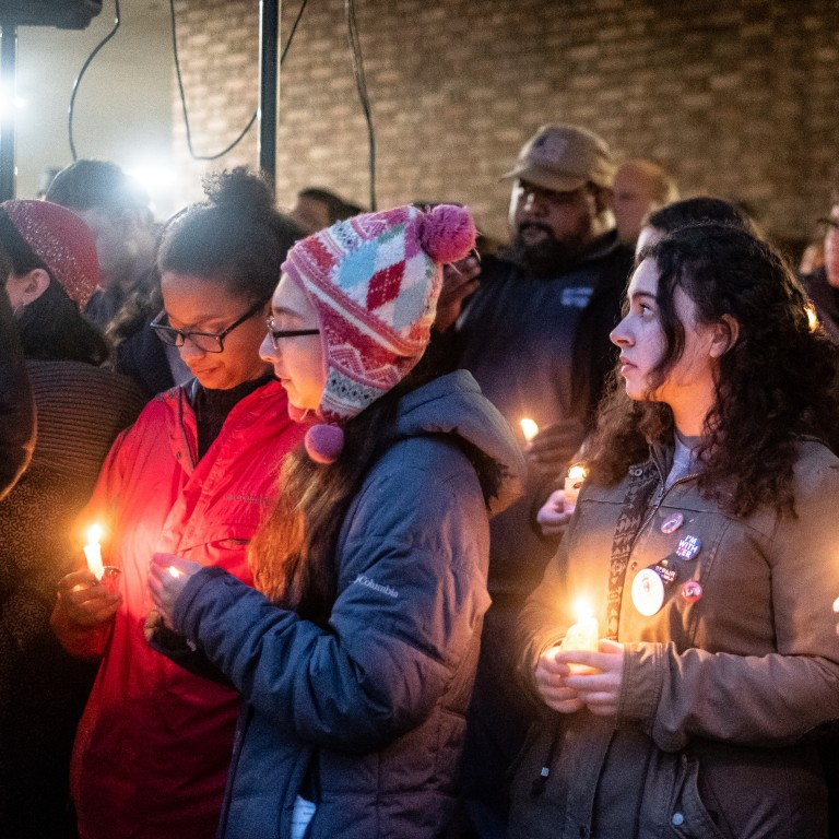 Vigil in remembrance of Pittsburgh