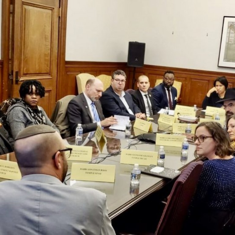 Bowser, faith leaders focus on combating anti-Semitism