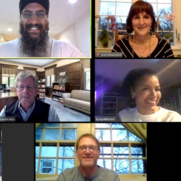 AJC Cincinnati Lazarus Award Judges on Zoom