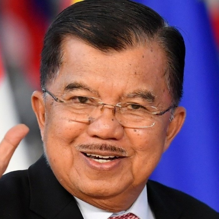 Jusuf Kalla, former Vice President of Indonesia