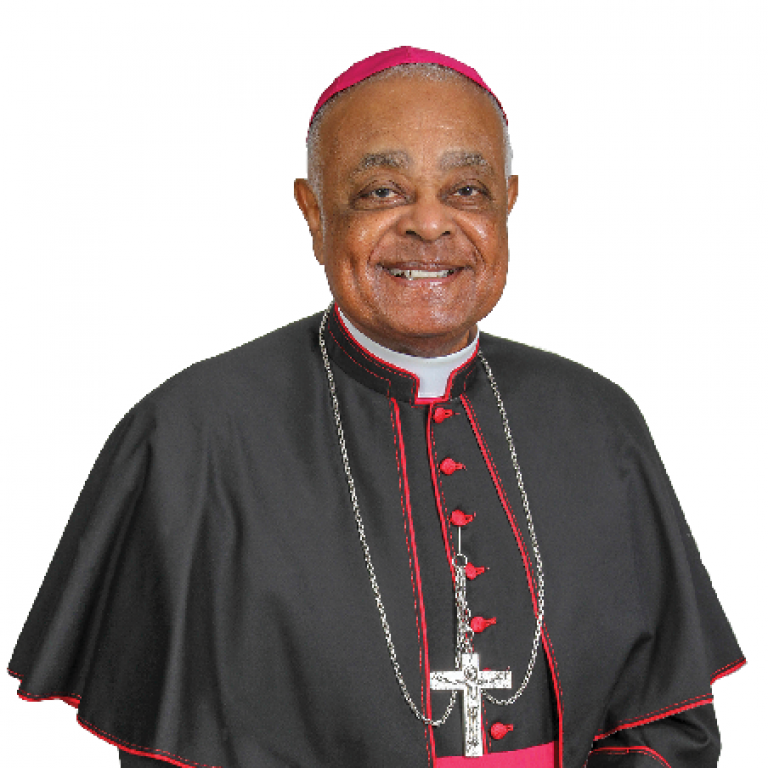 Archbishop of Washington Wilton D. Gregory