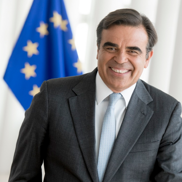 Vice-President of the European Commission Margaritis Schinas