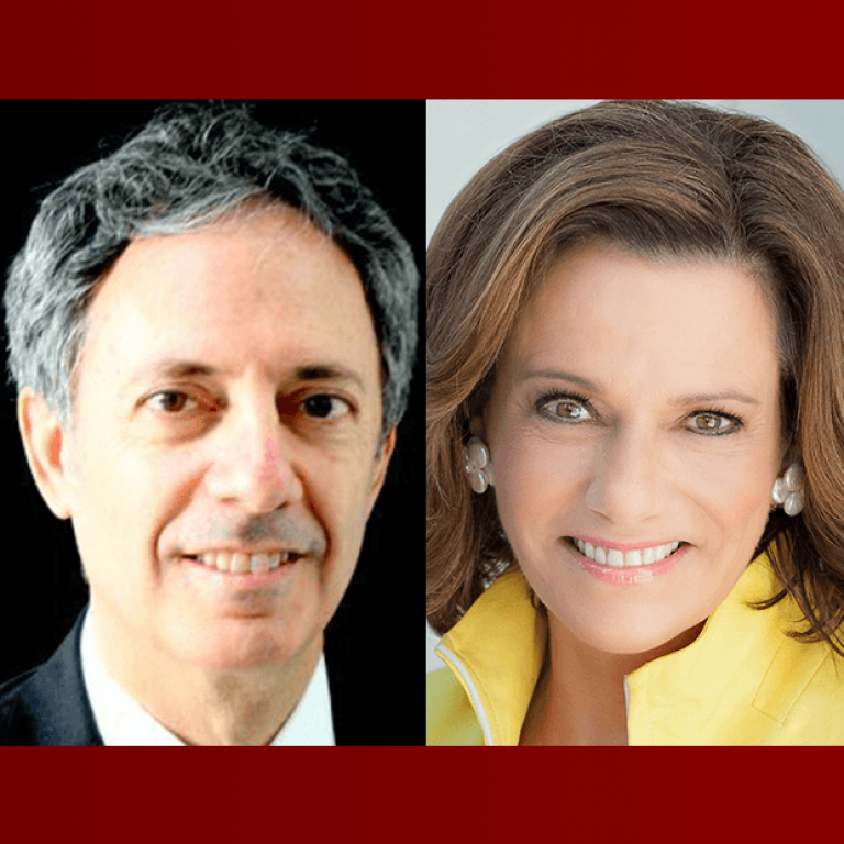Director of Policy Planning and Senior Policy Advisor to the Secretary of State Dr. Peter Berkowitz and former U.S. Deputy National Security Advisor KT McFarland