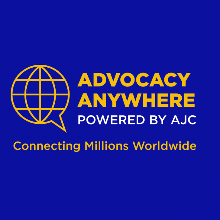 Advocacy Anywhere powered by AJC