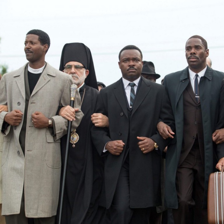Photo from the movie Selma
