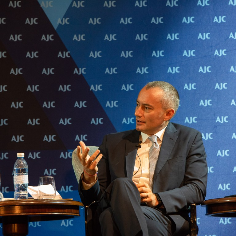 UN Mideast Envoy Nickolay Mladenov; Celebrating Hanukkah