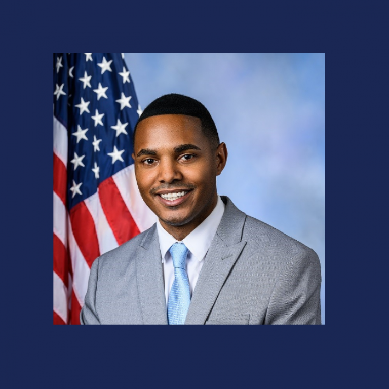 Photo of Rep. Ritchie Torres